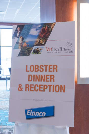 Lobster dinner & Reception