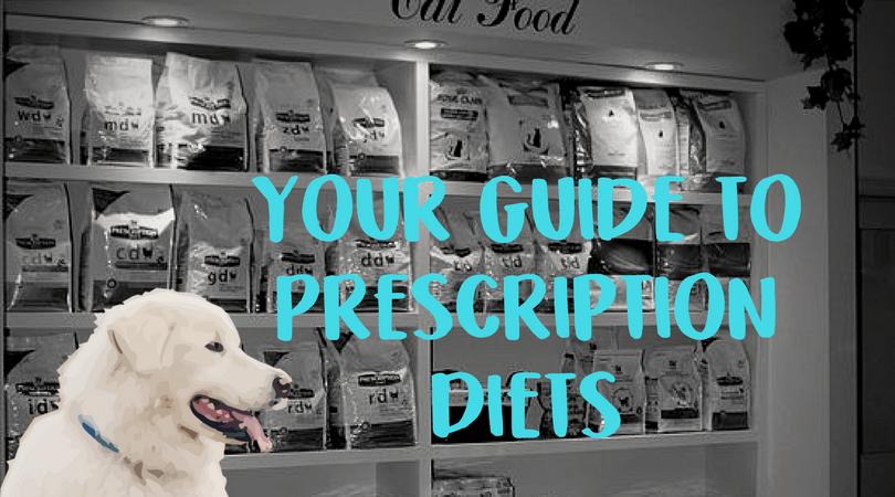 managing veterinary prescription diets
