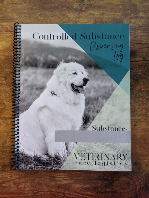 veterinary Controlled Substance Log