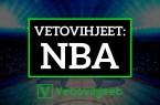NBA-vihjeet