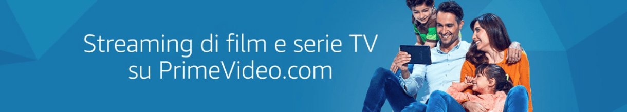 Prime Video Guarda dove Vuoi la tua Serie TV di Successo