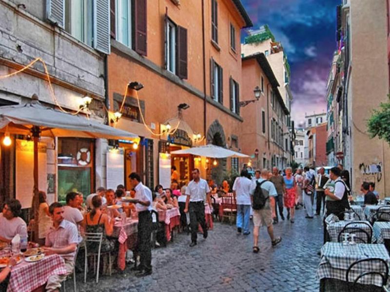 Affitto Locale Commercia C1 Roma Trastevere