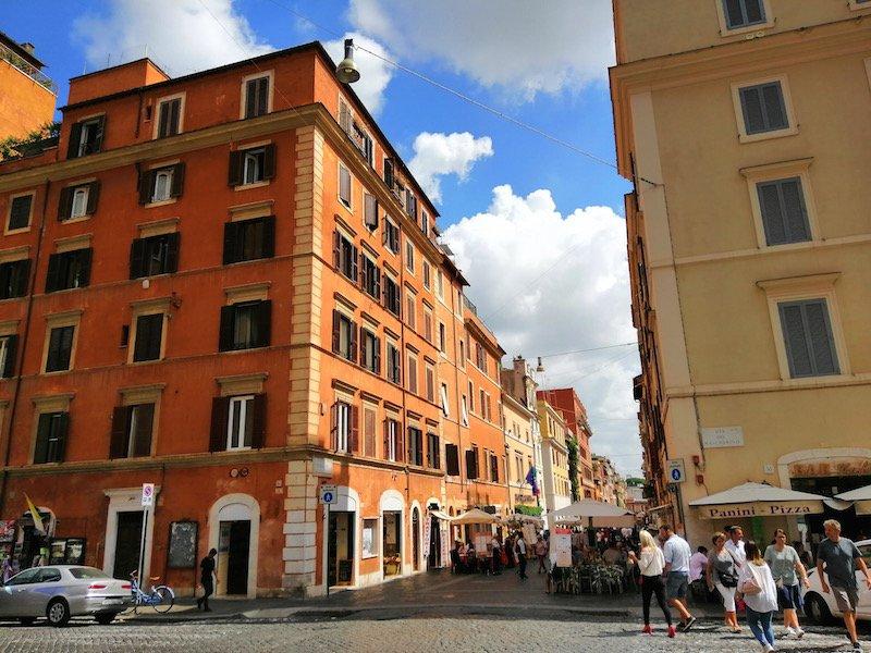 Vendita Attività Commerciale Roma Borgo Pio