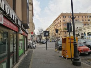 AFFITTO NEGOZIO VIA COLA DI RIENZO ROMA