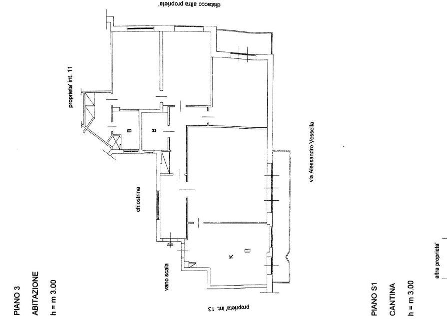 Affitto Appartamento Roma Somalia Via Alessandro Vessella