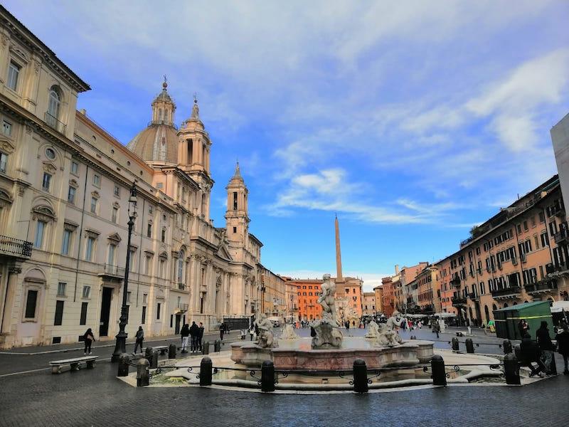 Affitto Negozio Roma Piazza Navona
