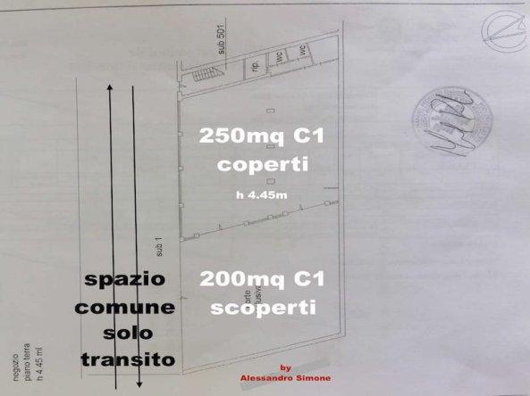 Planimetria Terracielo Roma