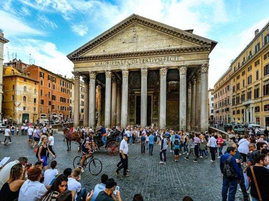 Affitto negozio pantheon Roma