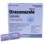 Itraconazole Antifungal Capsules for Pets