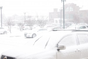Winter Storm Draco Hits Iowa