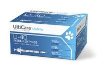 U-40 Pet Insulin Syringes Available at VetRxDirect