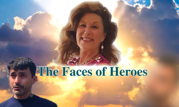 Faces of Heroes #VetsForTrump