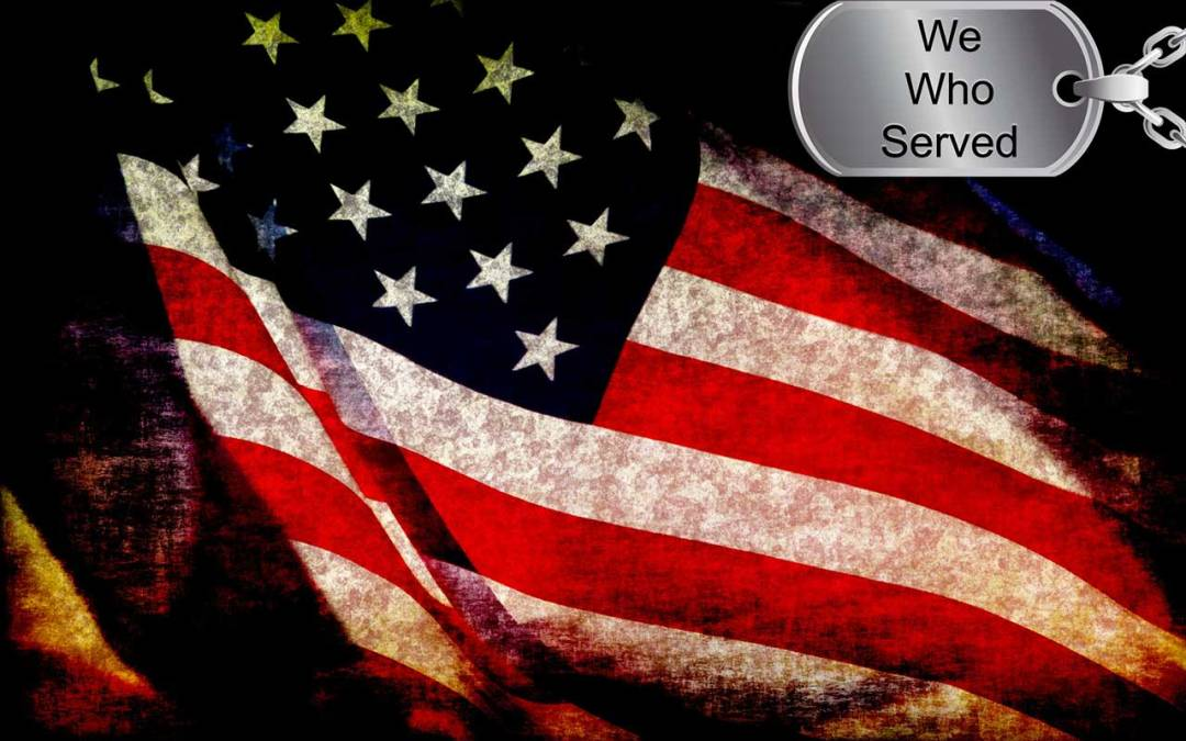 We Who Served #VetsForTrump