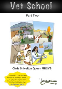 Vet School Part Two Front Cover