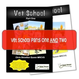 Vet School combined covers