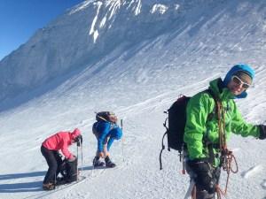 Gran Paradiso ascent
