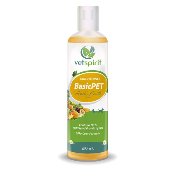 BasicPET Contitioner - Fresh Fruits - 210 ml 1