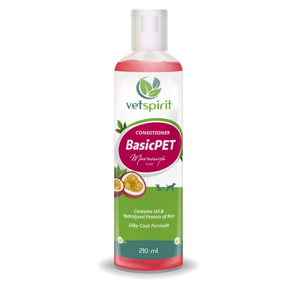 BasicPET Conditioner - Maracujá - 210 ml 1
