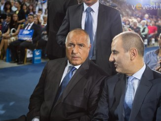 Бойко Борисов и Цветан Цветанов, снимка: Пламен Трифонов