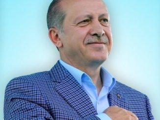 Снимка от туитър акаунта на Ердоган