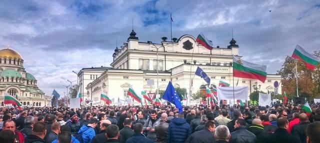 Снимка: Синдикалната федерация на служителите в МВР