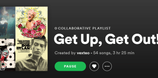 Playlist for Action