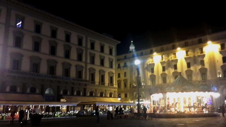 Piazza della Repubblica פירנצה