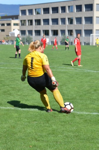 2018 08 26 FC Veyrier Fem vs FC Chêne Aubonne 3-3 - 2