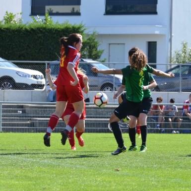 2018 08 26 FC Veyrier Fem vs FC Chêne Aubonne 3-3 - 25