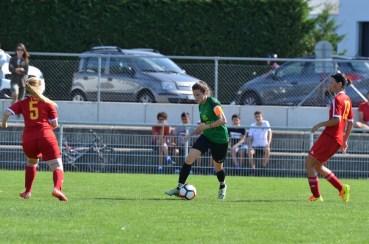 2018 08 26 FC Veyrier Fem vs FC Chêne Aubonne 3-3 - 37
