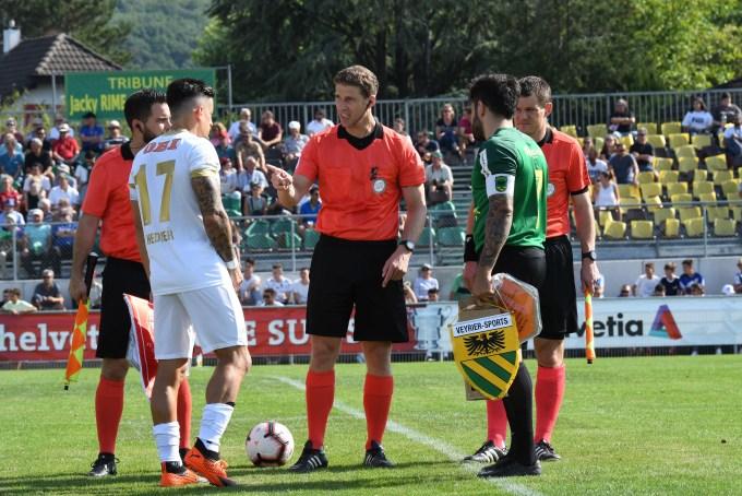 FC Veyrier vs FC Thun 20180818 - 333