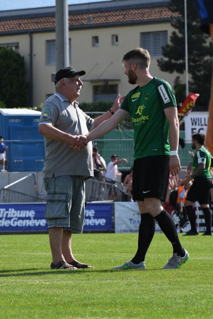 FC Veyrier vs FC Thun 20180818 - 356