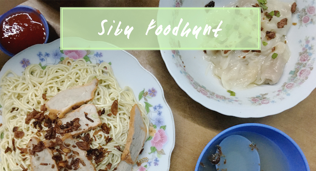 Sibu Foodhunt - Deliciously authentic Foochow food and a surprising find!