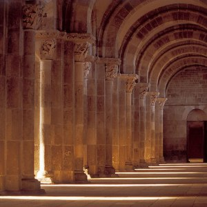 Vezelay winter solstice