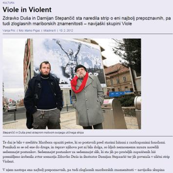 viole violent