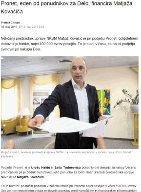 Pronet Dnevnik Cirman