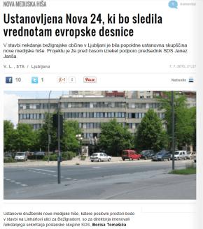 SDS medijska hiša Žurnal