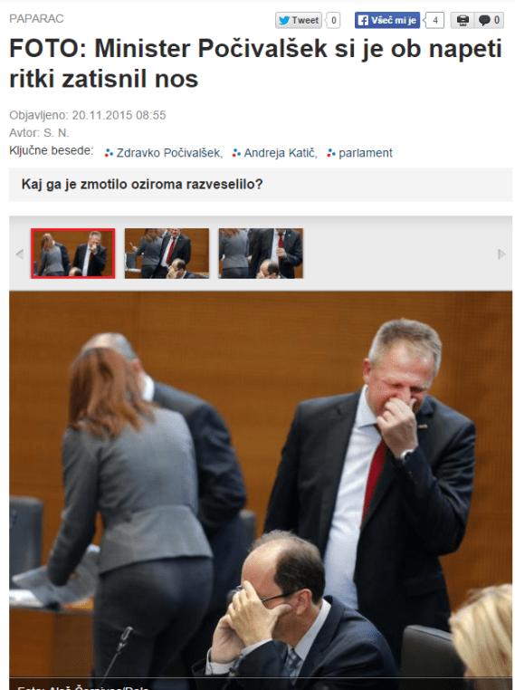 Počivalšek Katič SN ritka in nos