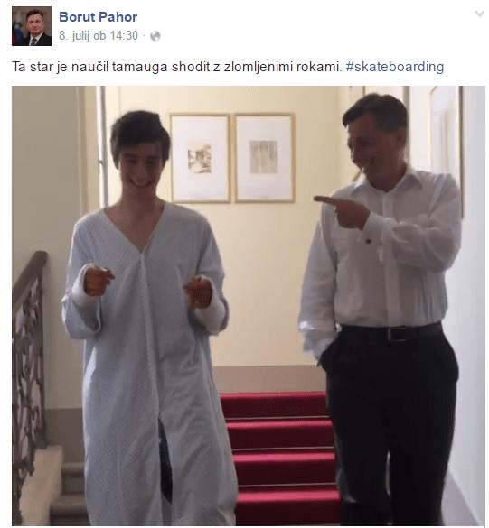 Pahor FB Luka mavec