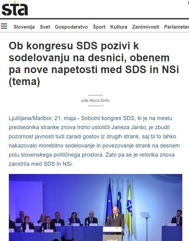 STA Kongres SDS Zorko Makarovič