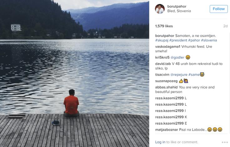 Pahor osamljen