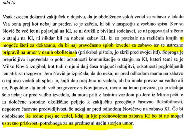 novič sodba točka 6