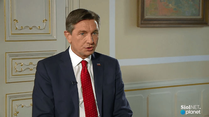 Pahor intervju Planet