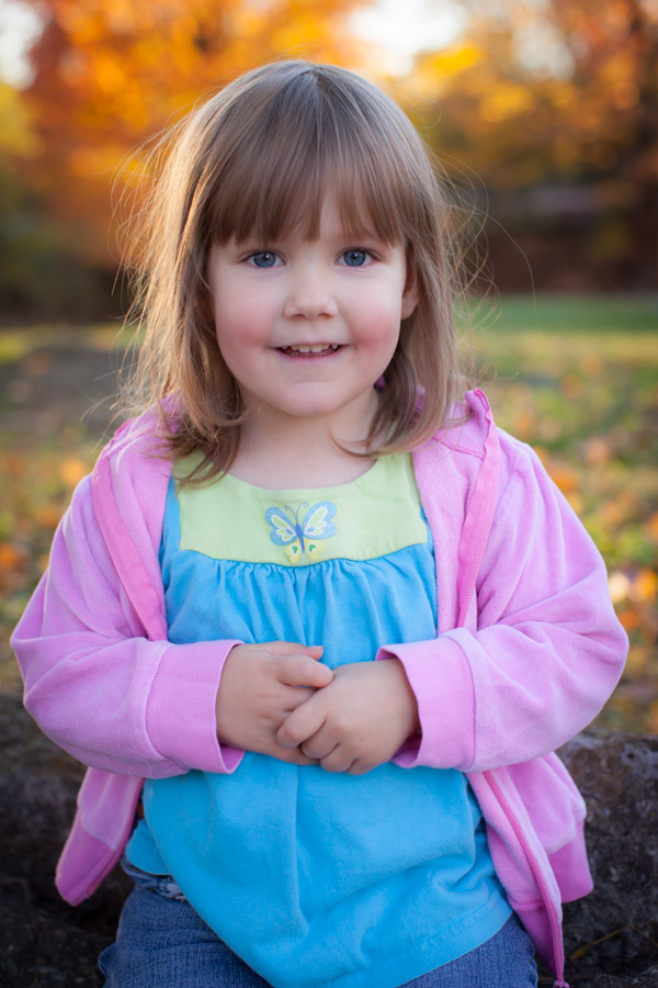 Vezzani Photography Fall Family Portrait Session