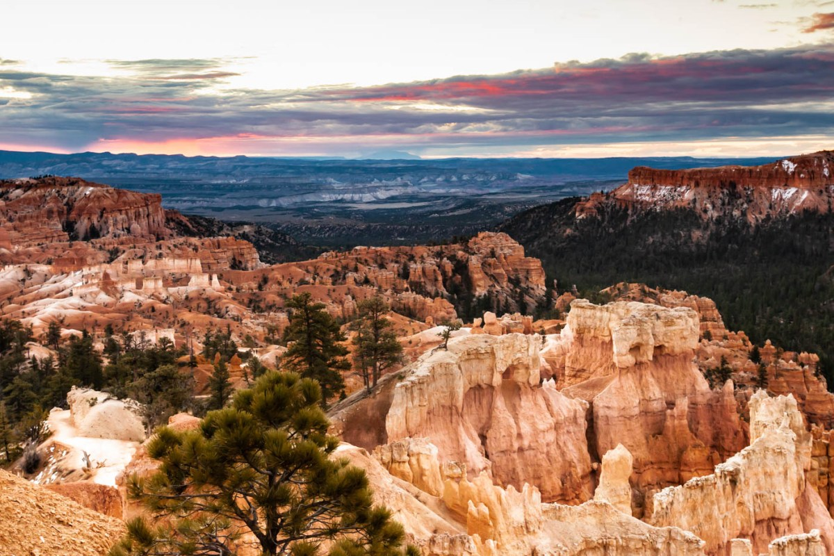 Sunrise Point - Best Photo Spots Bryce Canyon National Park