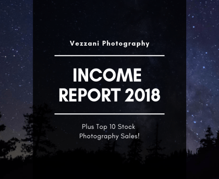 Income Report 2018 PLUS My Top 10 Stock Photography Sales