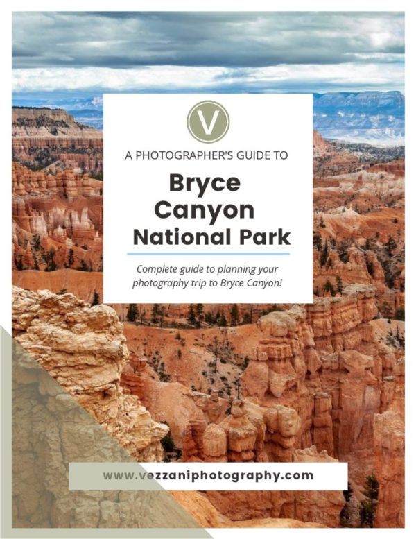 Photographer's Guide to Bryce Canyon National Park #vezzaniphotography