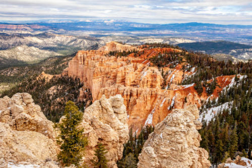 18-mile Scenic Drive Bryce Canyon-1-7