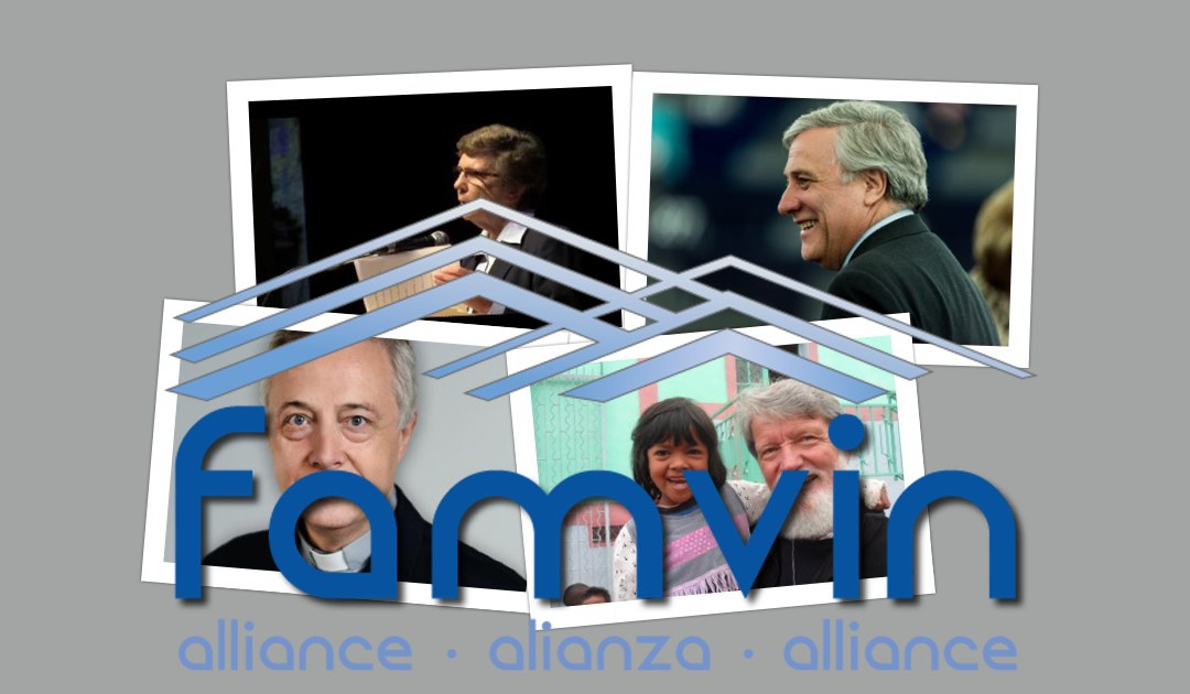 "Famvin Homeless Alliance becomes ""official."""