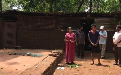 Una visión desde la India – La Congregación Vicenciana y la Campaña 13 Casas